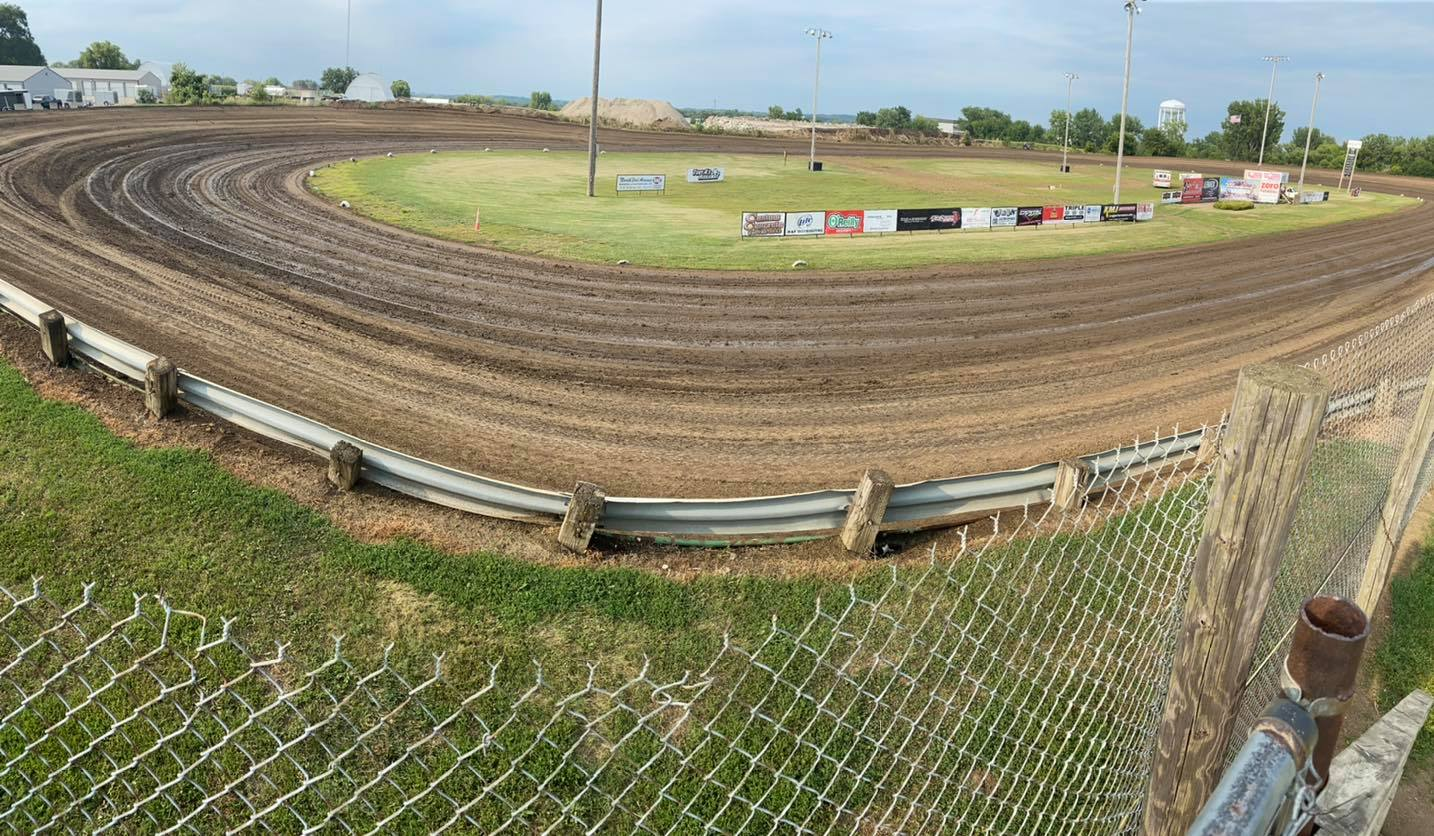 Marshalltown Speedway sees heavy storm damage with 106 mph winds in Iowa - Racing News