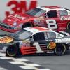 Martin Truex Jr and Dale Earnhardt Jr - Michigan International Speedway - NASCAR Cup Series 2007