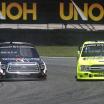Matt Crafton, Raphael Lessard on the Daytona Road Course - NASCAR Truck Series