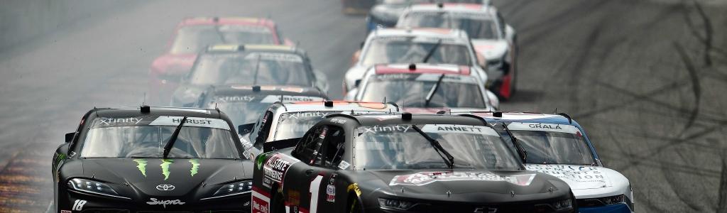 Road America Results: August 8, 2020 (NASCAR Xfinity Series)
