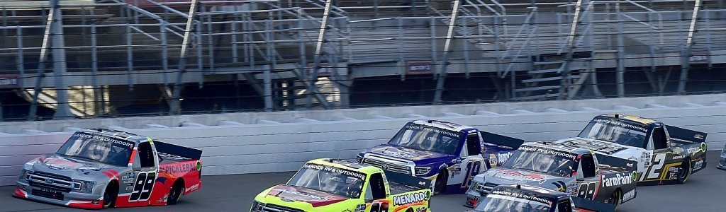 Michigan Race Results: August 7, 2020 (NASCAR Truck Series)