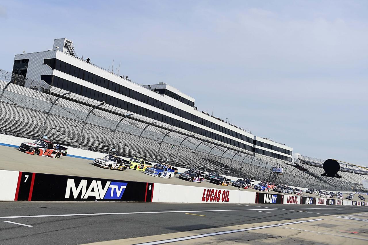 NASCAR Trucks at Dover International Speedway