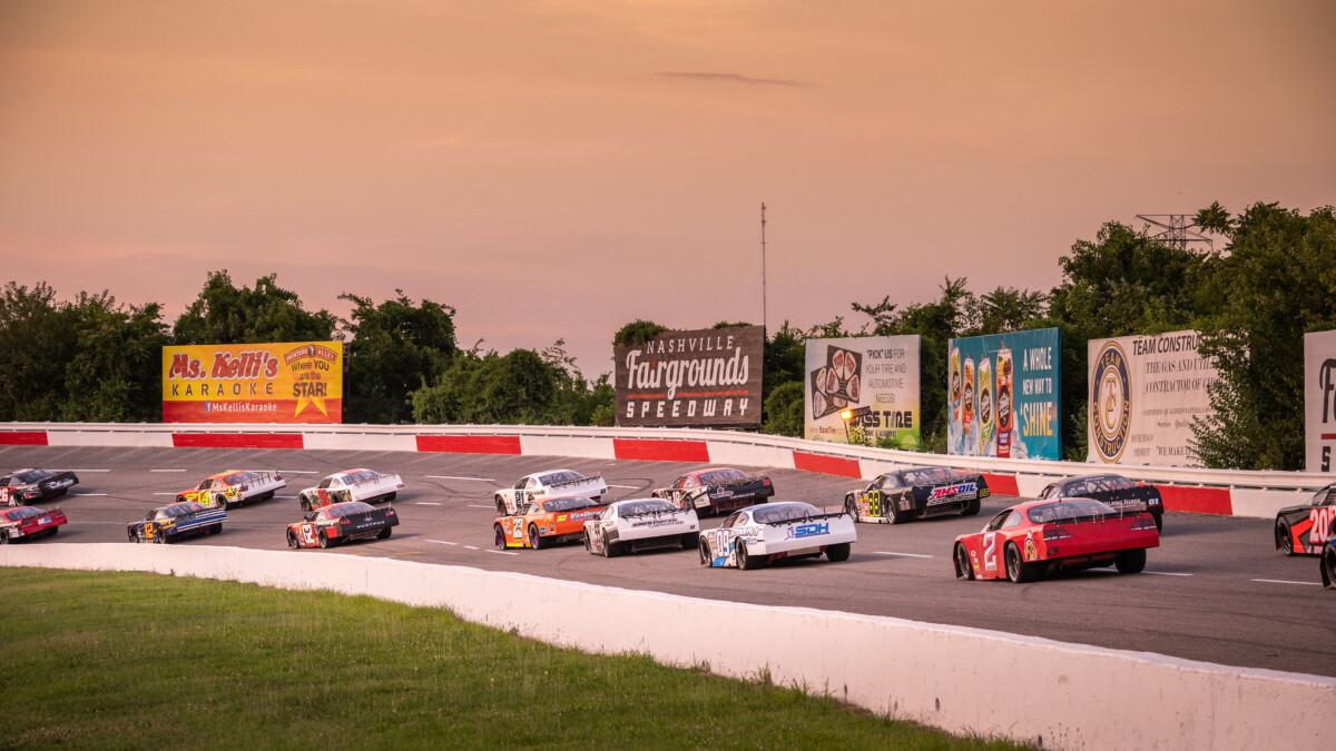 Nashville Fairgrounds Speedway TN