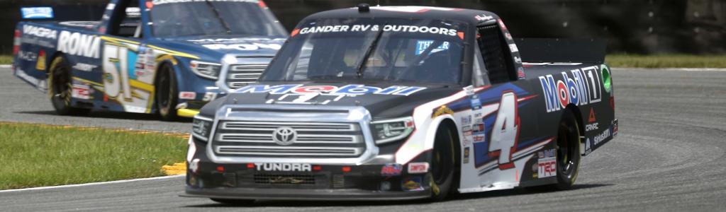 John Hunter Nemechek signs with Kyle Busch Motorsports