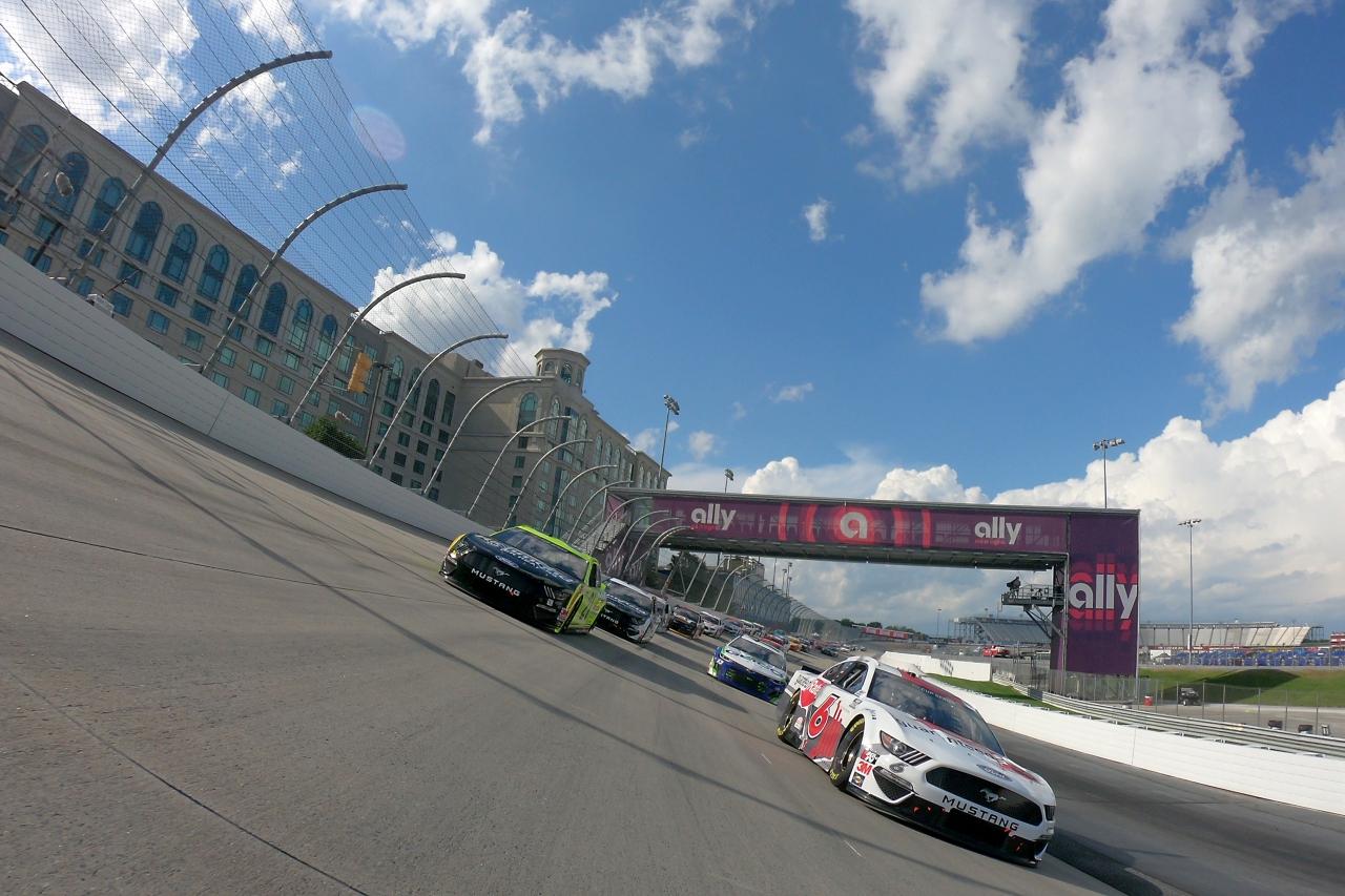 Ryan Newman, Matt DiBenedetto - Dover International Speedway - NASCAR Cup Series