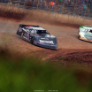 Scott Bloomquist at Florence Speedway - Dirt Track Racing 0993