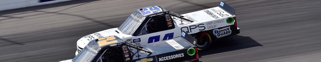 Gateway Starting Lineup: August 2021 (NASCAR Truck Series)