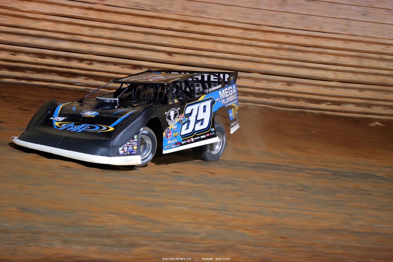 Tim McCreadie at Port Royal Speedway - Lucas Oil Late Model Dirt Series 2492