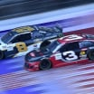 Tyler Reddick and Austin Dillon at Michigan International Speedway - Richard Childress Racing - NASCAR Cup Series