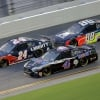 William Byron, Alex Bowman and Kevin Harvick at Daytona International Speedway - NASCAR Cup Series