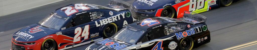 Daytona TV Ratings: August 2020 (NASCAR Cup Series)
