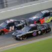 William Byron, Alex Bowman and Kevin Harvick at Daytona International Speedway - NASCAR Cup Series
