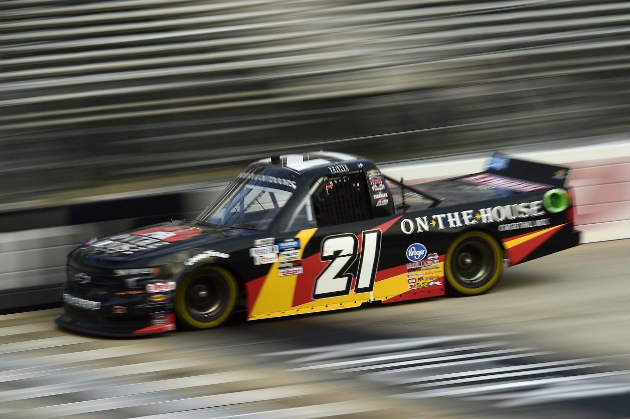 Zane Smith - NASCAR Truck Series at Dover International Speedway