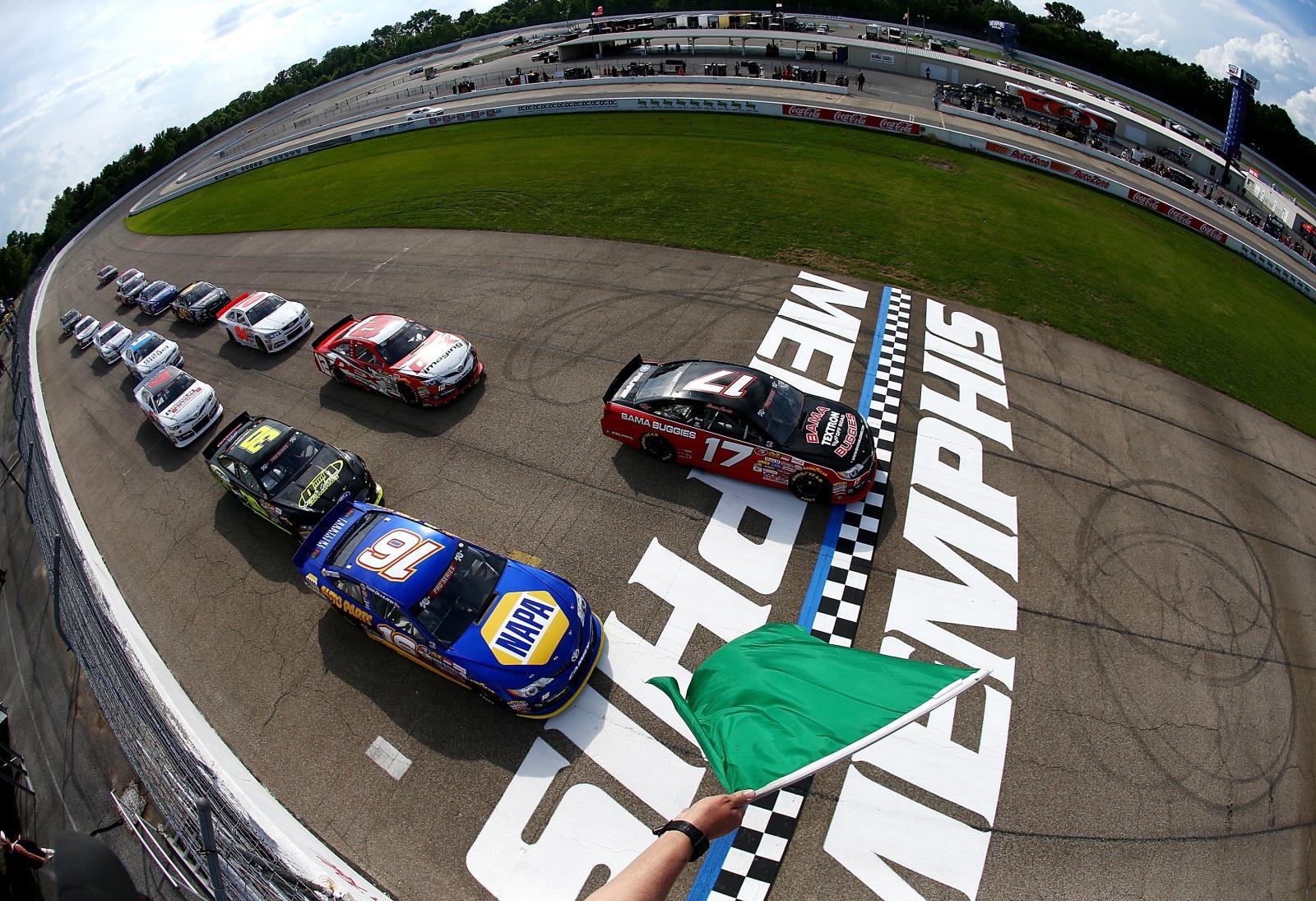 Memphis Starting Lineup: September 26, 2020 (ARCA Menards Series) - Racing News