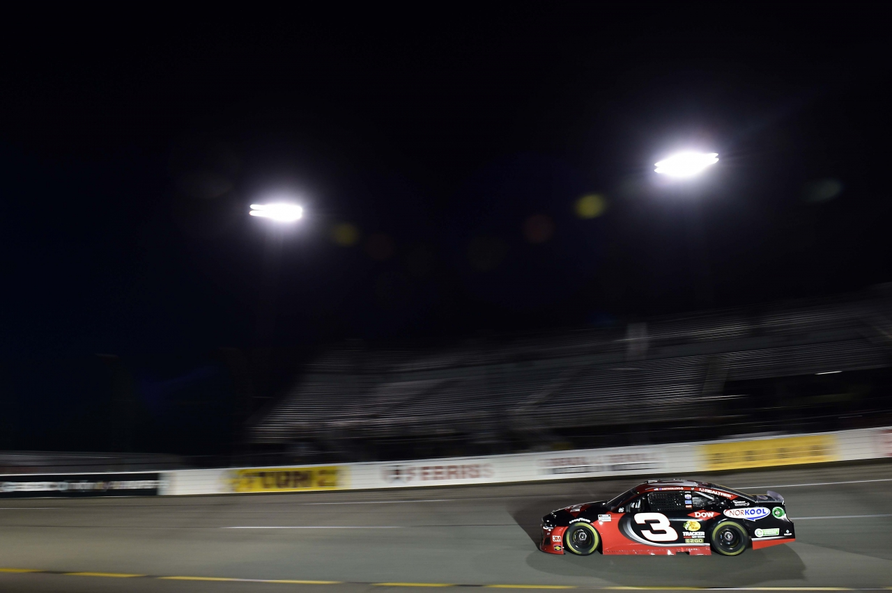 Austin Dillon at Richmond Raceway - NASCAR Cup Series