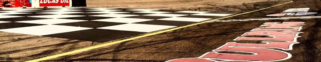 Las Vegas Bullring Starting Lineup: September 26, 2020 (ARCA Menards Series West)