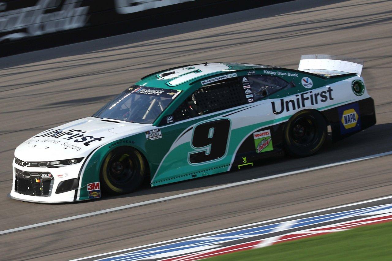 Chase Elliott at Las Vegas Motor Speedway - NASCAR Cup Series