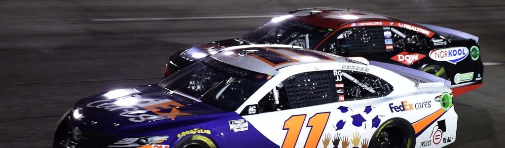 NASCAR Playoff Points after Richmond Raceway: September 2020