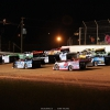 Four wide salute at Portsmouth Raceway Park - Lucas Oil Late Model Dirt Series 3198