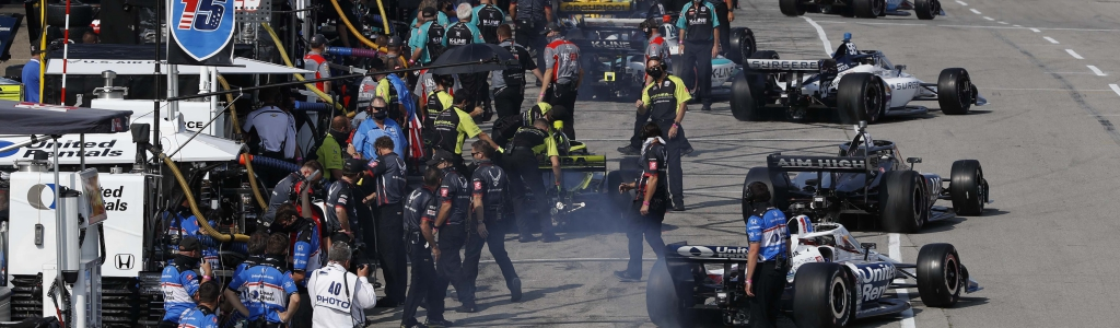 Mid-Ohio Practice Results: July 2, 2021 (Indycar Series)