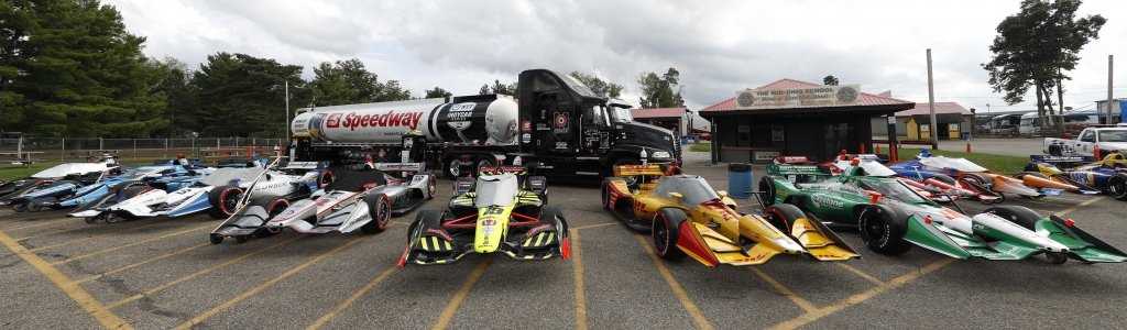 Mid-Ohio Results: September 13, 2020 (Indycar Series)