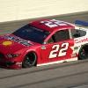 Joey Logano at Darlington Raceway - NASCAR Cup Series