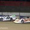 Jonathan Davenport and Chris Ferguson at Eldora Speedway