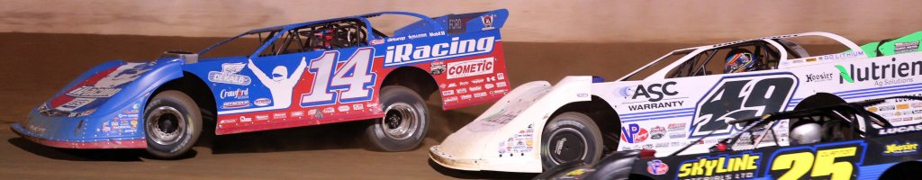 DTWC Results: October 16, 2020 (Lucas Late Models)