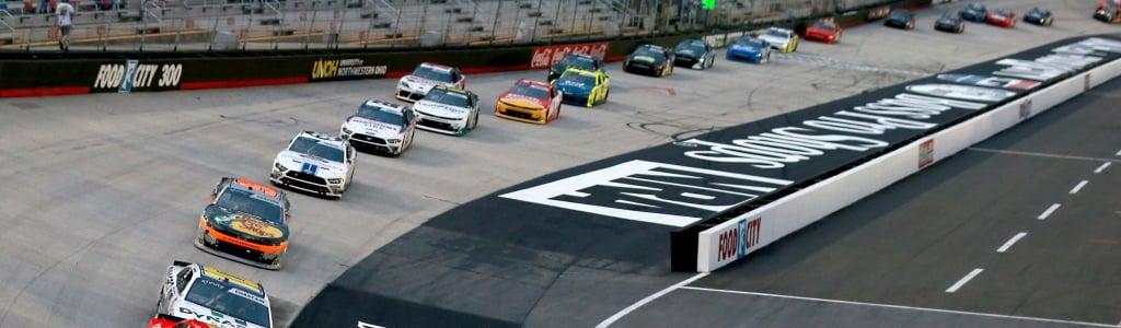 Bristol Race Results: September 18, 2020 (NASCAR Xfinity Series)