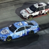 Kevin Harvick and Brad Keselowski at Bristol Motor Speedway - NASCAR Cup Series