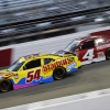 Kyle Busch and Jesse Little at Richmond Raceway - NASCAR Xfinity Series