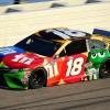 Kyle Busch at Darlington Raceway - NASCAR Cup Series