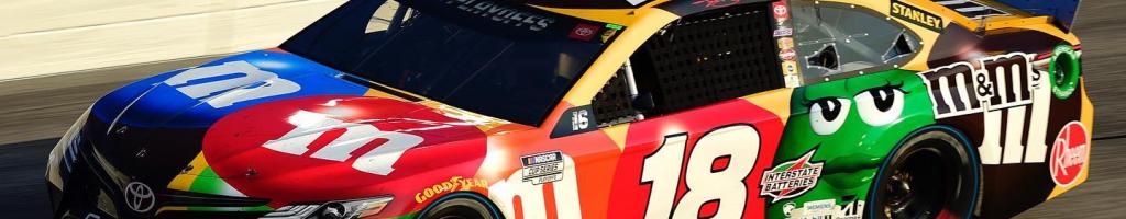 Darlington Penalty Report: September 2020 (NASCAR)