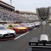 NASCAR Cup Series trophy - Bristol Motor Speedway