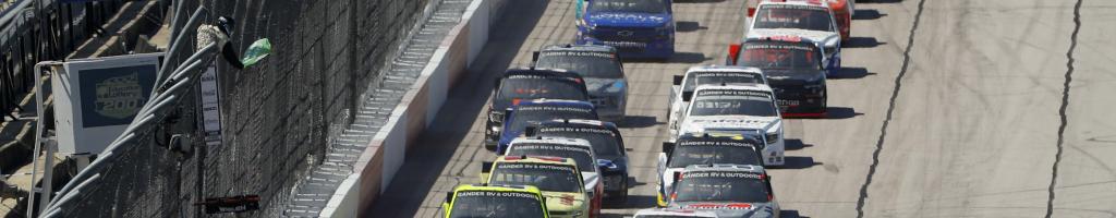 Darlington Starting Lineup: September 2021 (NASCAR Truck Series)