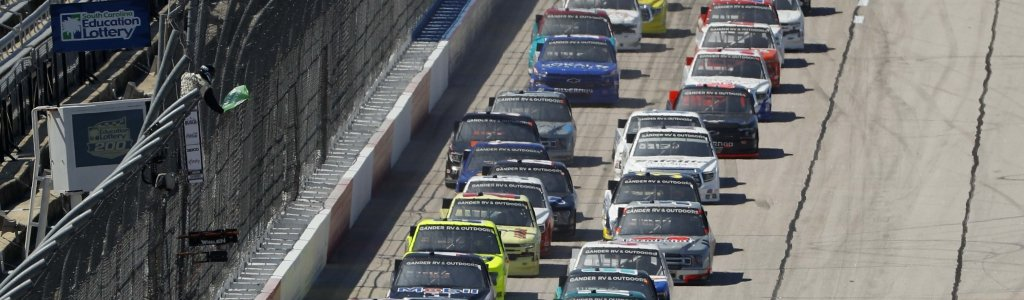 Darlington Race Results: September 6, 2020 (NASCAR Truck Series)