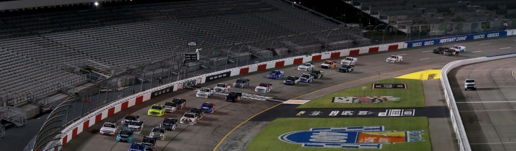 Richmond Raceway Starting Lineup: April 2021 (NASCAR Truck Series)