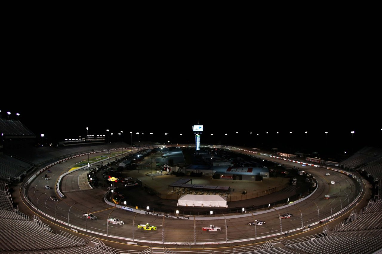NASCAR Trucks at Richmond Raceway