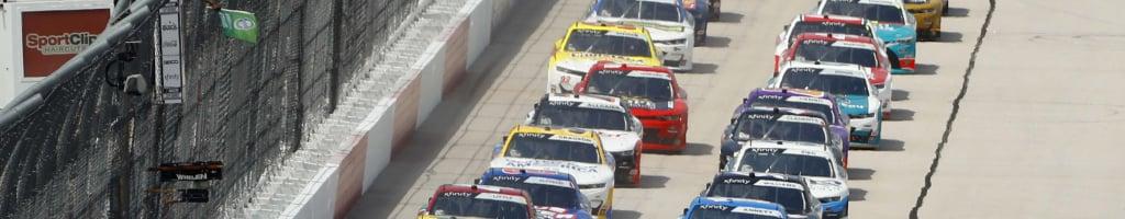 Darlington Starting Lineup: September 2021 (NASCAR Xfinity Series)