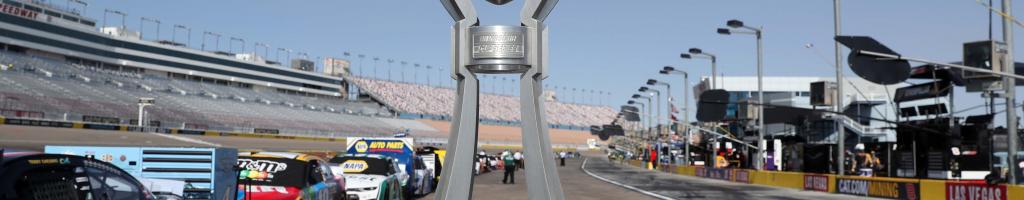 NASCAR Playoff Points after Las Vegas Motor Speedway: September 2020