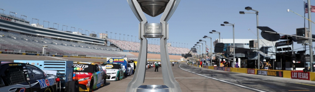 NASCAR Playoff Points after Las Vegas Motor Speedway: September 2020