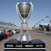 NASCAR championship trophy - Las Vegas Motor Speedway