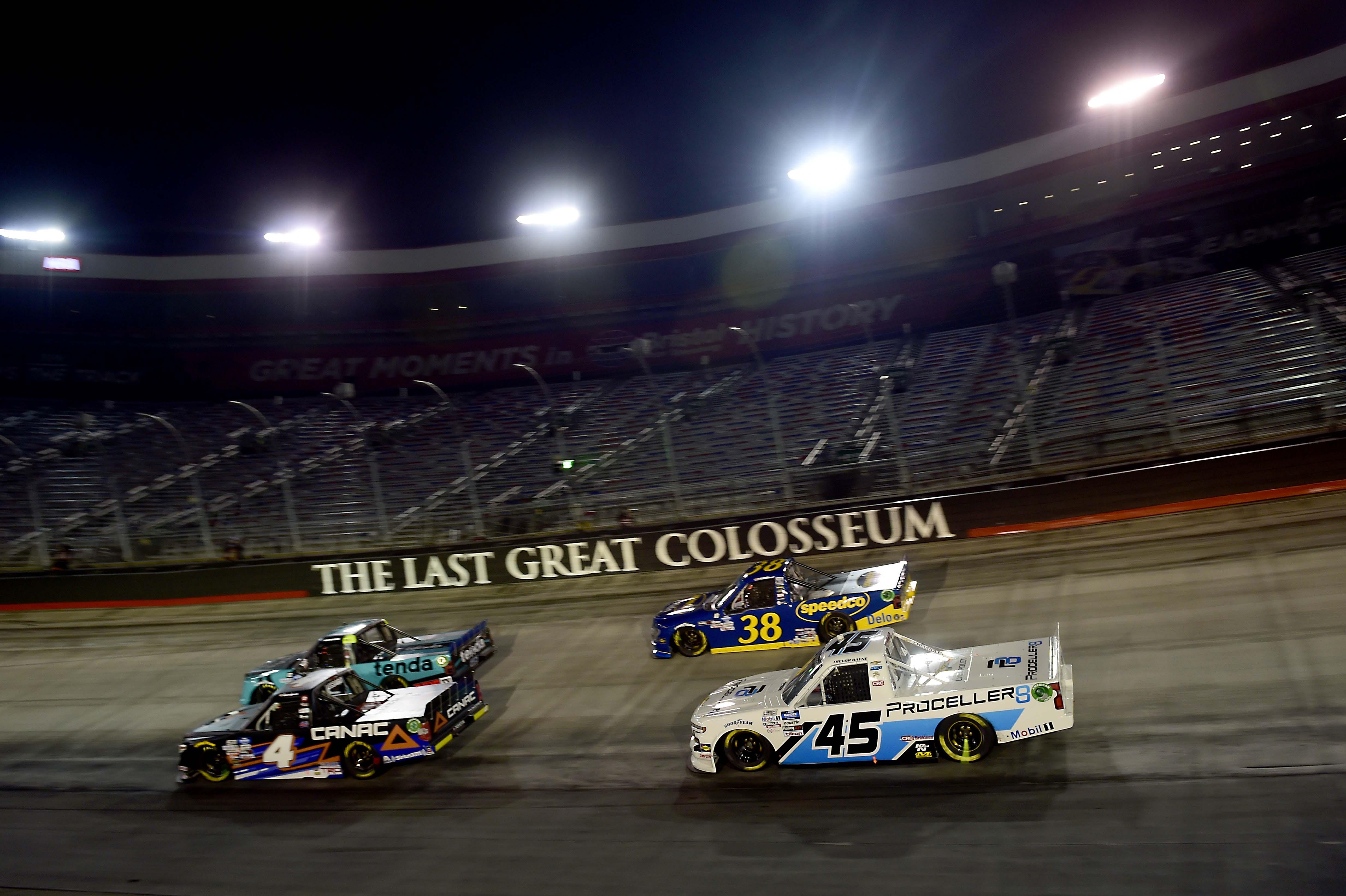 Trevor Bayne disqualified by NASCAR after Bristol Motor Speedway - Racing News