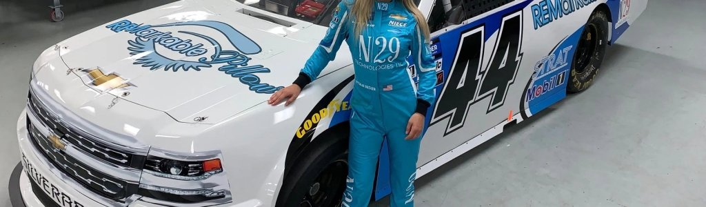 Natalie Decker not medically cleared to race Las Vegas