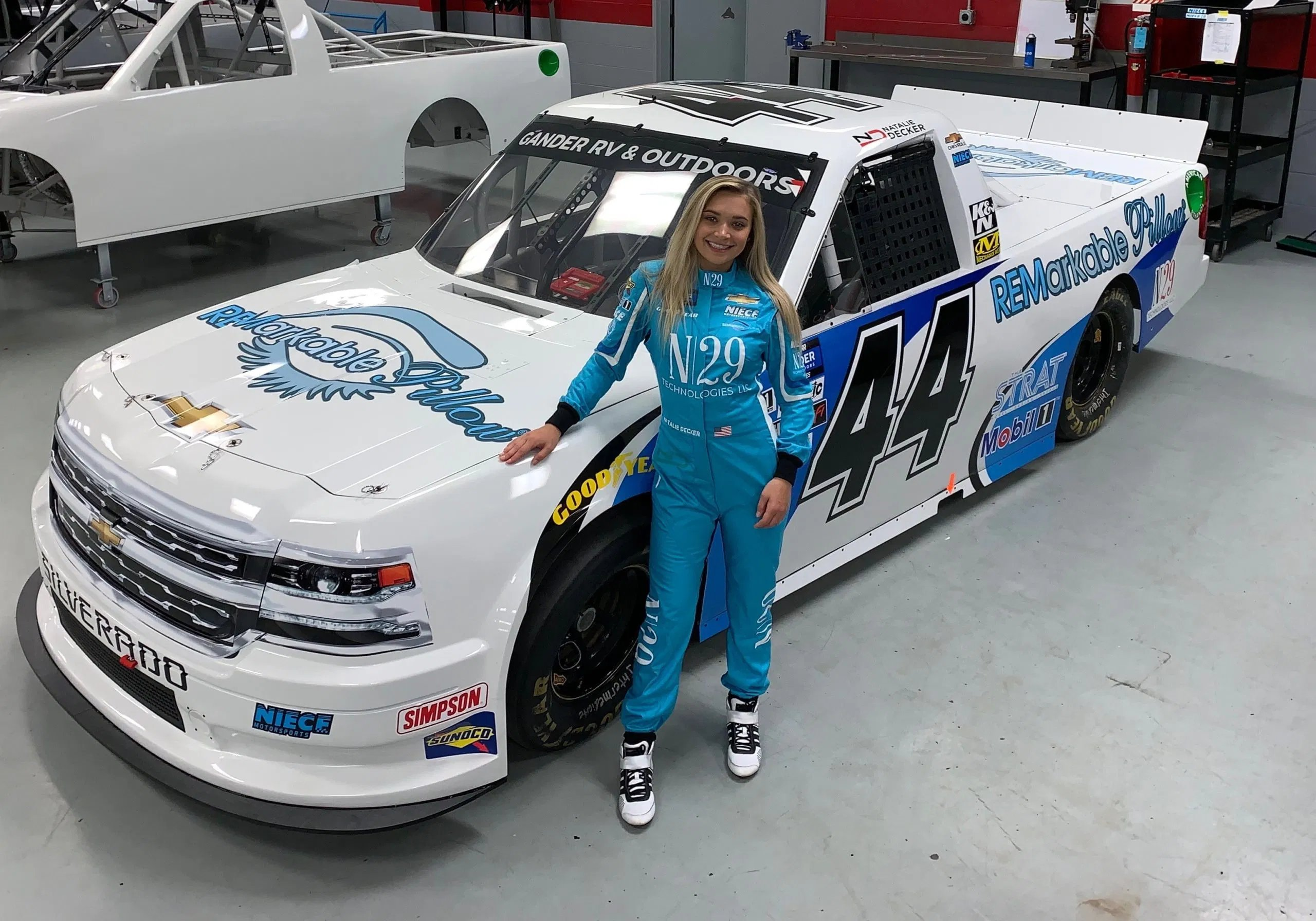 Natalie Decker not medically cleared to race Las Vegas - Racing News