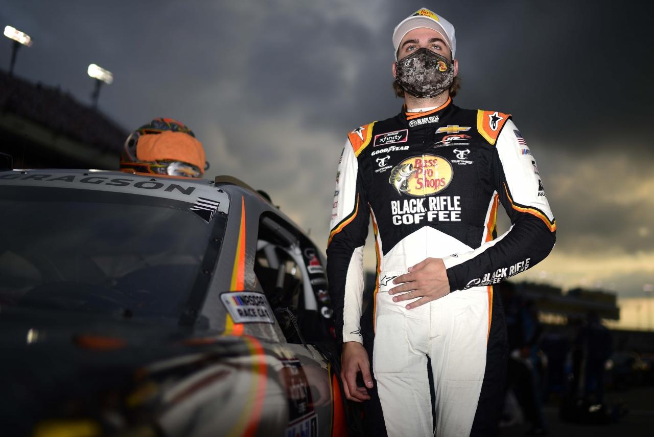 Noah Gragson - NASCAR driver