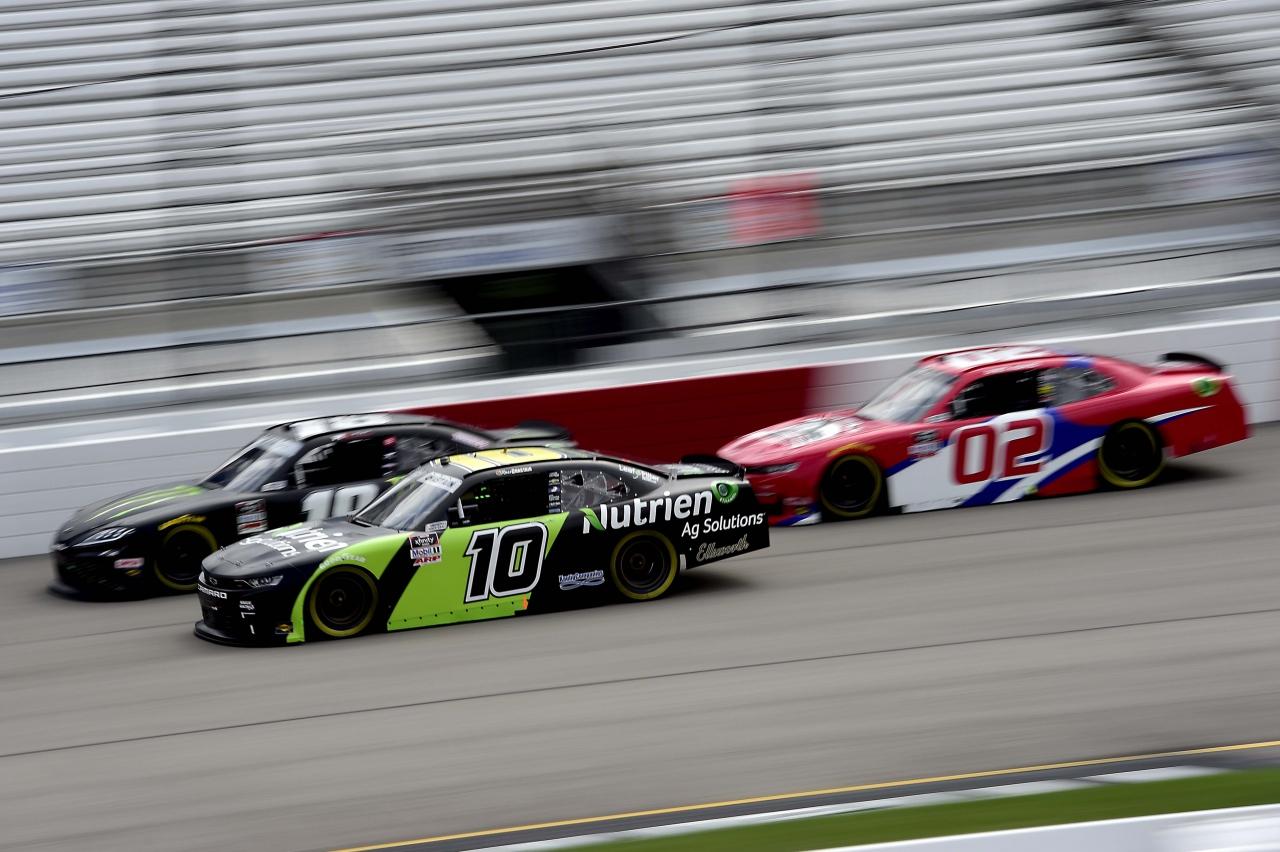 Ross Chastain - NASCAR Xfinity Series at Richmond Raceway