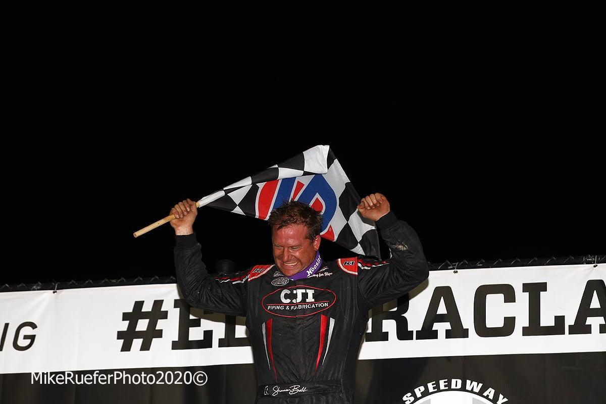 Shannon Babb wins at Eldora Speedway