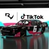 TikTok - NASCAR Race Car