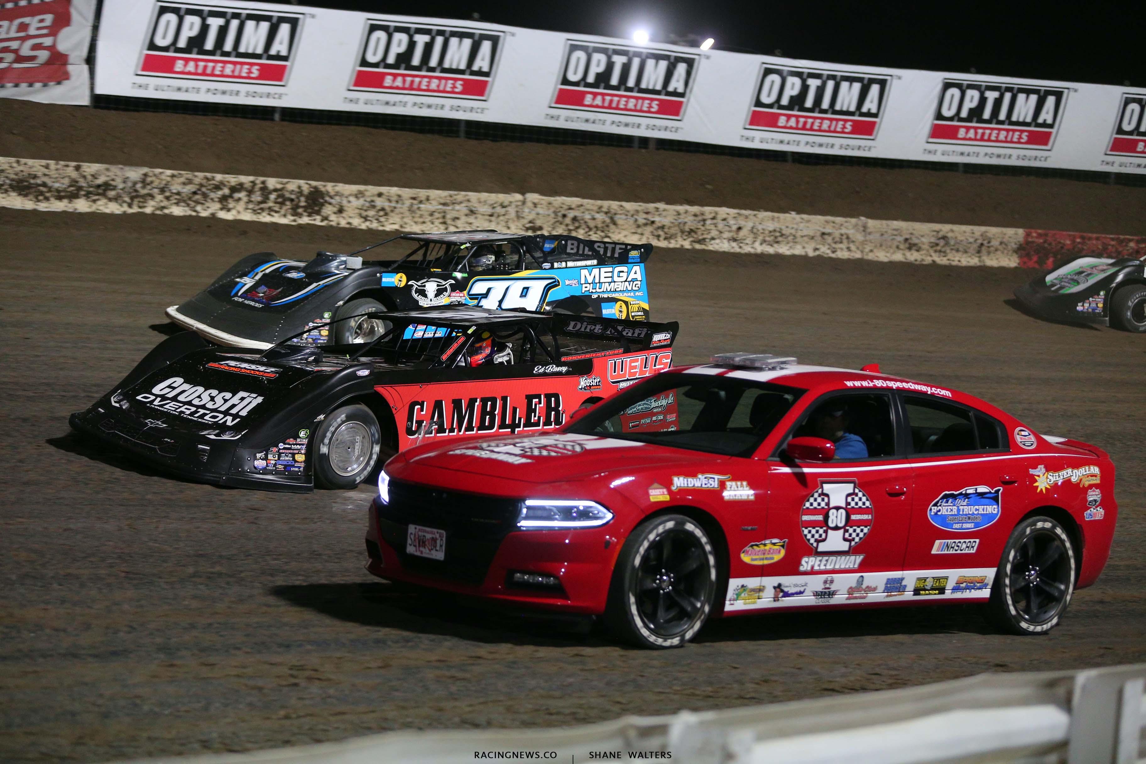 I-80 Speedway Lineups: September 19, 2020 (Lucas Late Models) - Racing News